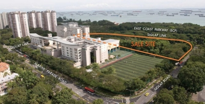 Seaside Residences at Siglap