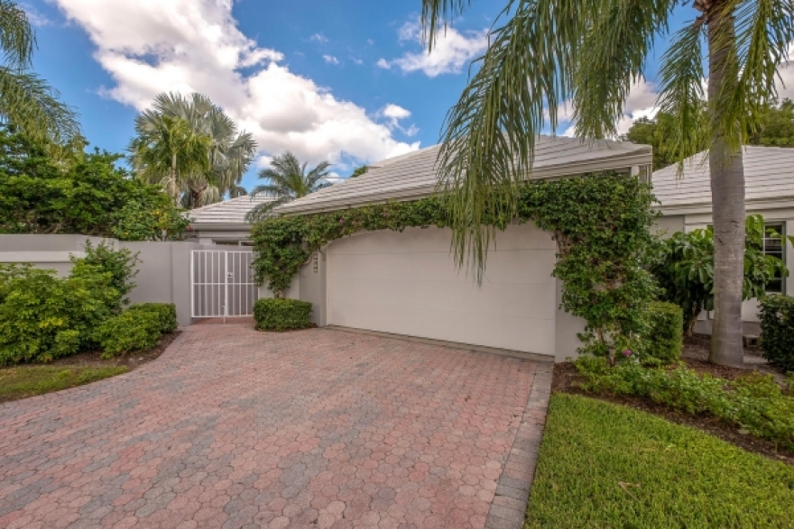 Pelican Bay Villa For Sale!