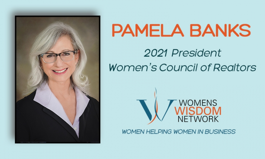 The New Women's Council Of Realtors President Shares Her Leadership Vision For 2021