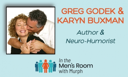 "Author Greg Godek, Of ""1001 Ways To Be Romantic"" Shares Tips With Neuro-Humorist And Wife, Karyn Buxman On Tips To Make Your Holiday Romantic!"