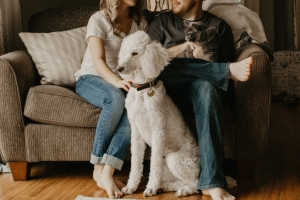 Expert Tips to Sell A Home with Pets