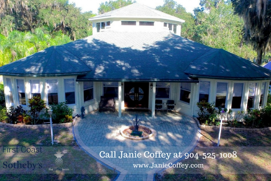 St. Augustine FL horse farm for sale-  This beautiful and spacious horse farm in St. Augustine is waiting for you.