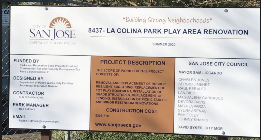 La Colina Park Update | Parks Near Me | Hiking Park