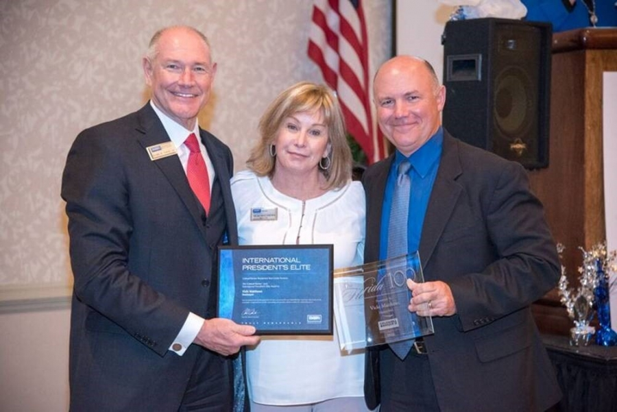 Vicki Matthews Named to Coldwell Banker Residential Real Estate's Florida 100 List