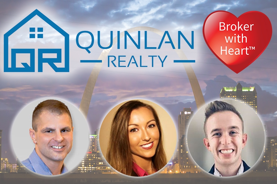 Quinlan Realty Sets Record Month of Giving Through Broker with Heart Program