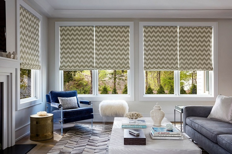 How to choose the interior automated motorized shades  and blinds for your home?