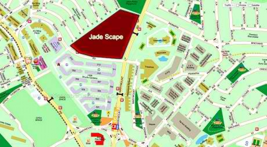 Jade Scape Singapore by Qingjian Realty