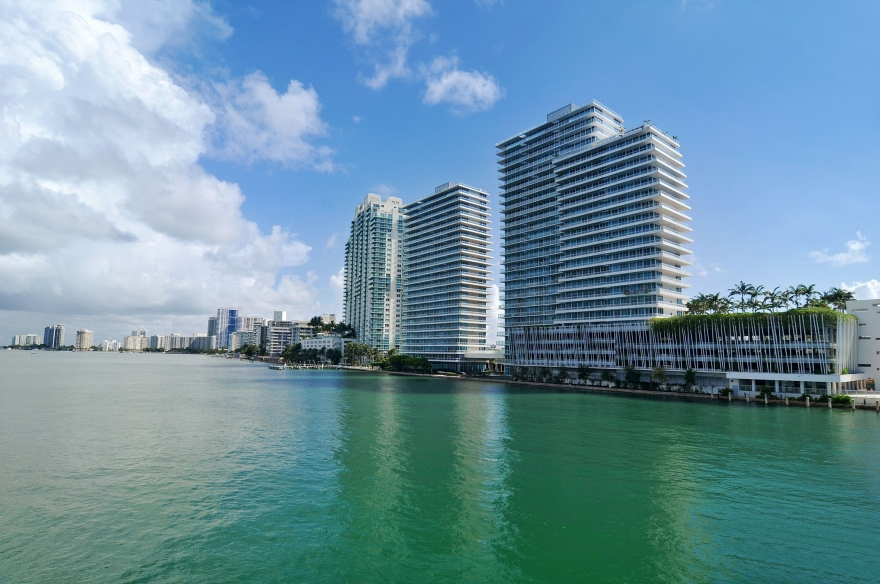 Bentley Bay Condominiums in Miami Beach Florida