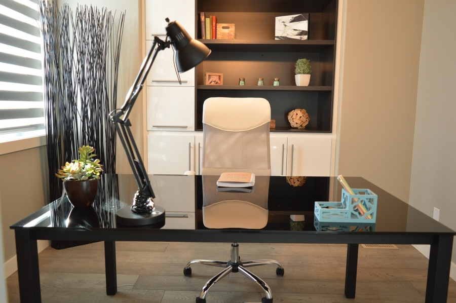 Create A Home Office That Increases Your Property's Real Estate Value