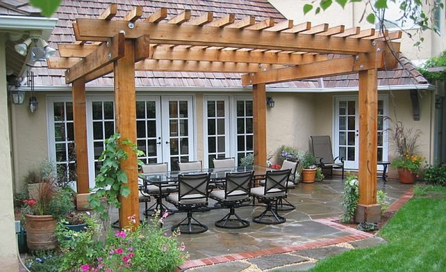 Patios Can Appeal To Buyers