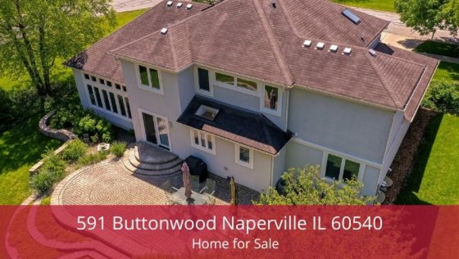 Naperville Homes - Make great memories with your family and friends in this beautiful Naperville IL home for sale.