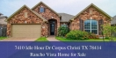 Homes for Sale in Corpus Christi TX - Enjoy elegance, privacy, and space in this Rancho Vista home for sale. Bask in comfort, convenience, and space in this stunning, move-in ready home for sale in Corpus Christi TX.