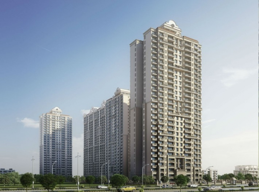 Ats Rhapsody Apartment With Exclusive Amenities In Noida