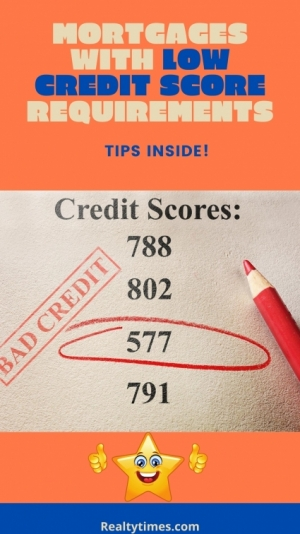 Loans With Low Credit Score Requirements
