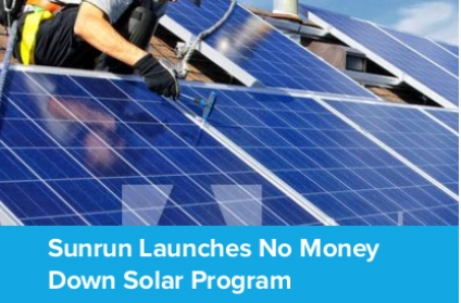 You can do Solar! Zero Down and save 20%