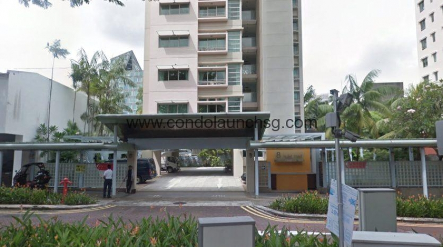8 Hullet exclusive condo in Heart of Orchard