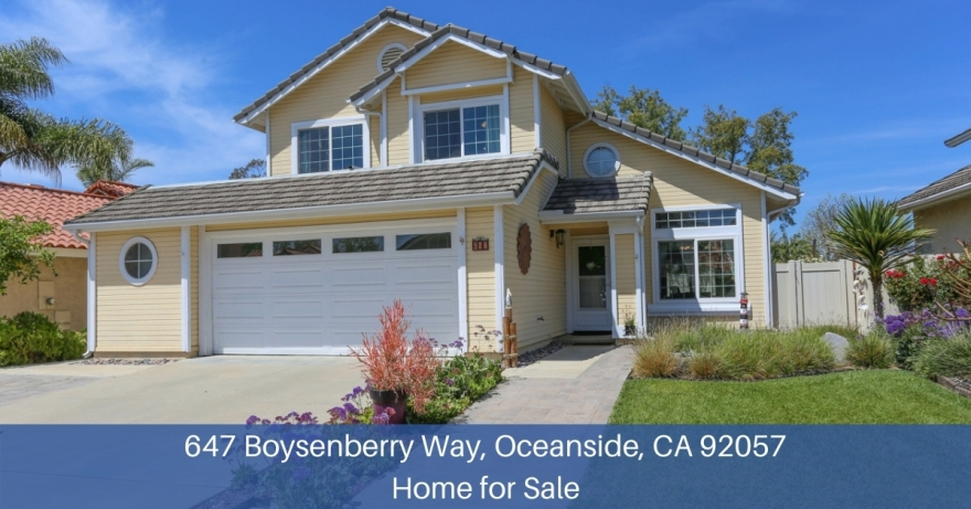 Oceanside CA homes for sale - Enjoy the view in your very own Oceanside CA home!