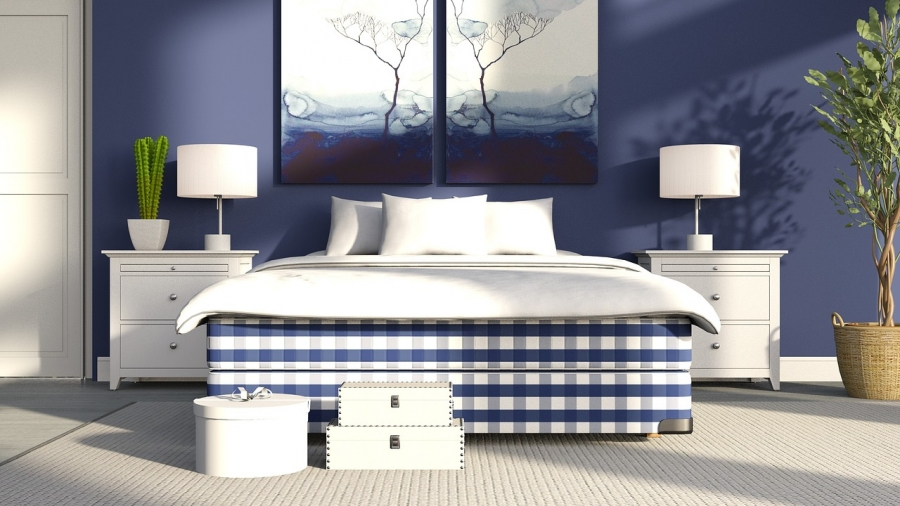 How to Decorate With Pantone's Color of the Year, Classic Blue