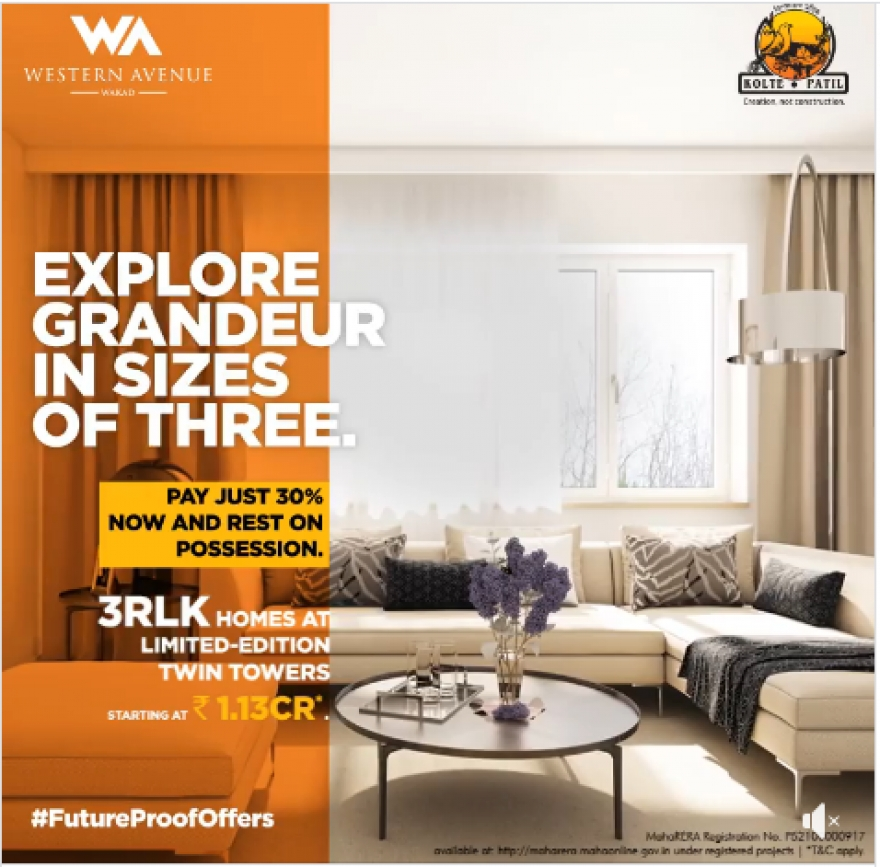 Book a home at Western Avenue, a space where Luxury resides.