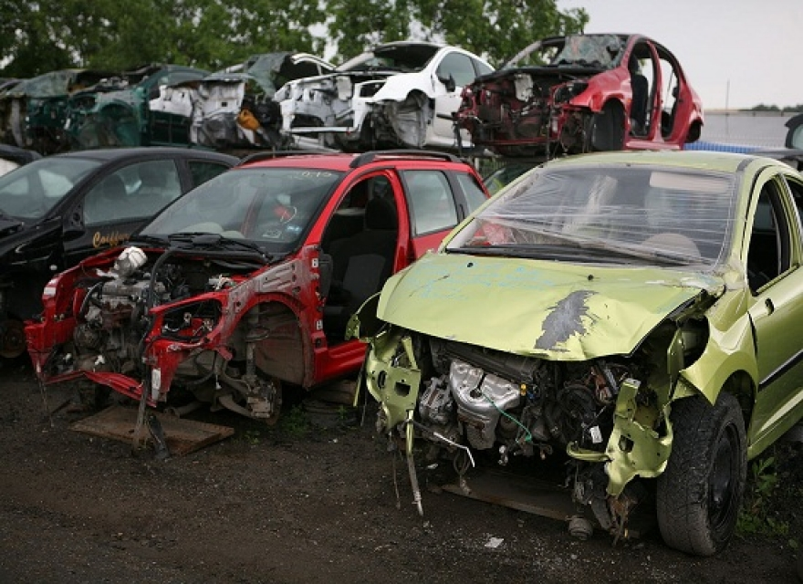 How does Melbourne cash for junk cars work?