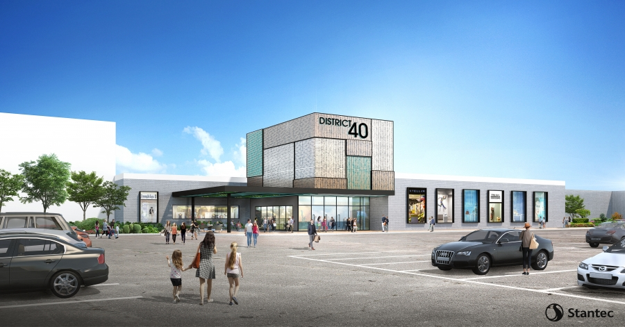 Former Frederick Towne Mall Renamed District 40, Coldwell Banker Commercial Secures Warehouse Cinemas as First Tenant
