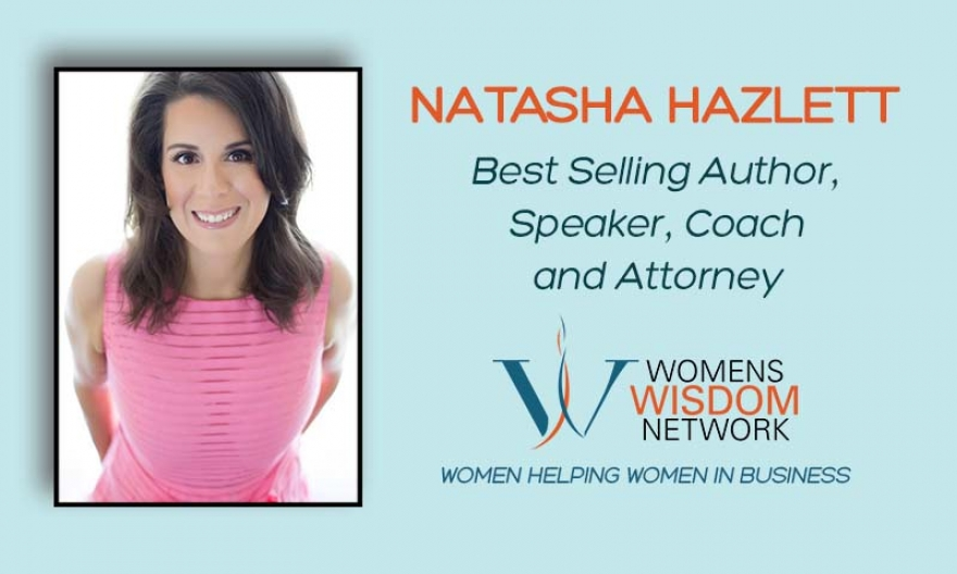 Natasha Hazlett Speaks To The How To Harness Your Own Unstoppable Influence, Not Just Learning, But Living! Discover What Happens After We Read Her Book, And What You Need To Transform The Inspiration Into Your Own Life! [VIDEO]