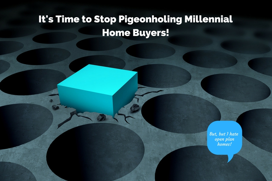 It's Time To Stop Pigeonholing Millennial Home Buyers