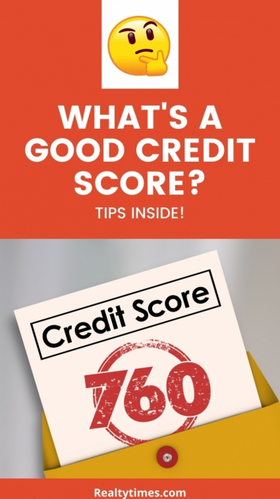What Credit Score is Considered Good When Buying a Home