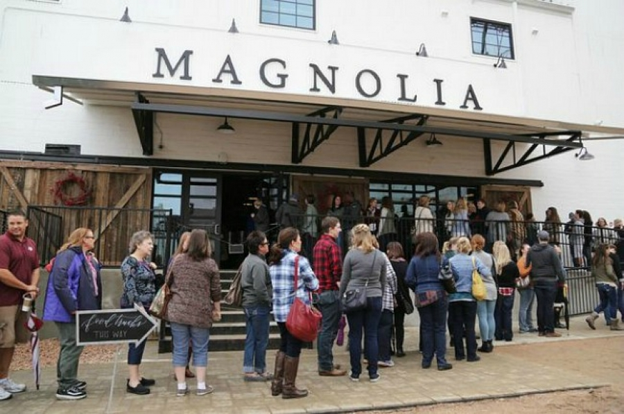 What To Expect When Visiting Chip And Joanna Gaines' Magnolia Market