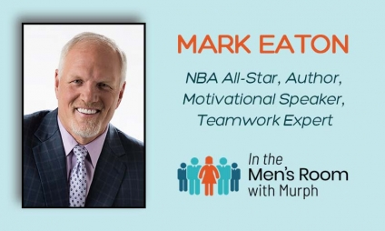 "What Does a 7'4"" NBA Superstar Know About Team Commitment? Mark Eaton Shares His Wisdom From His New Book, 'The 4 Commitments of a Winning Team'"