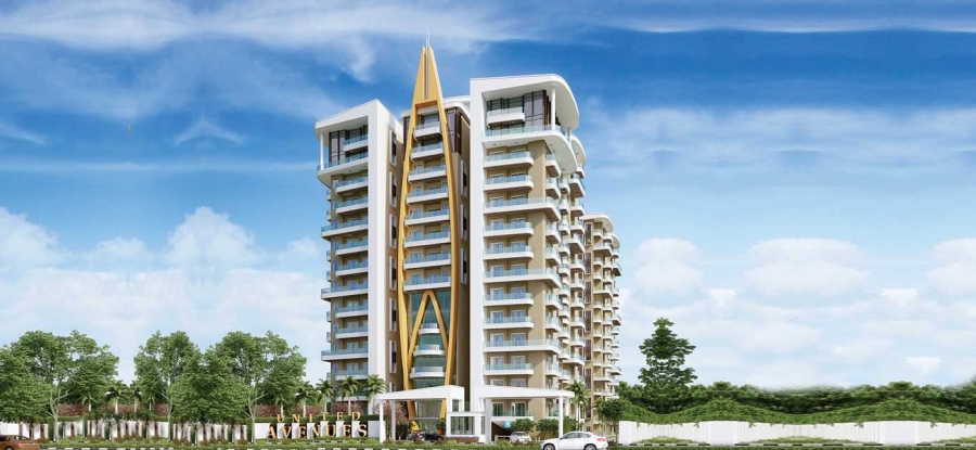 Amigo United Avenues - a luxurious advancement in Hyderabad!