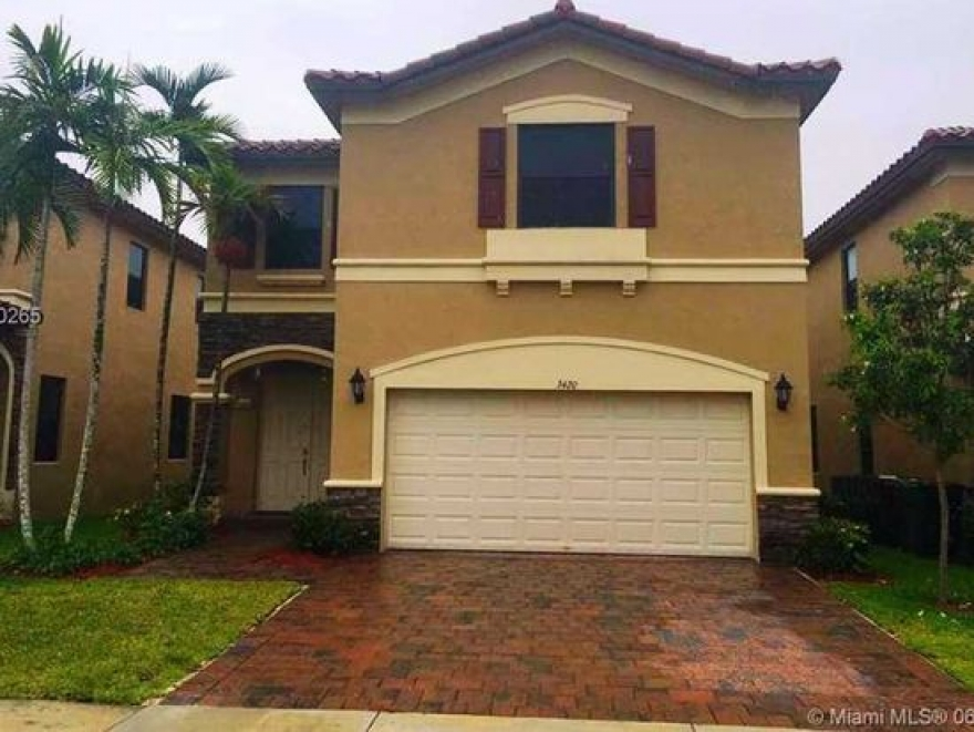 House for rent in Hialeah, FL at $2,900