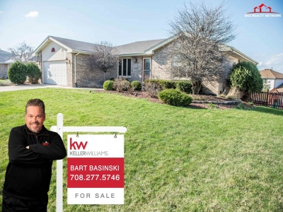 JUST LISTED! 9230 Willow Ln. Mokena, IL