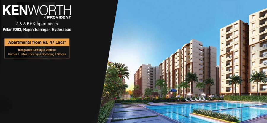 Provident Kenworth - A Luxurious Township in Hyderabad