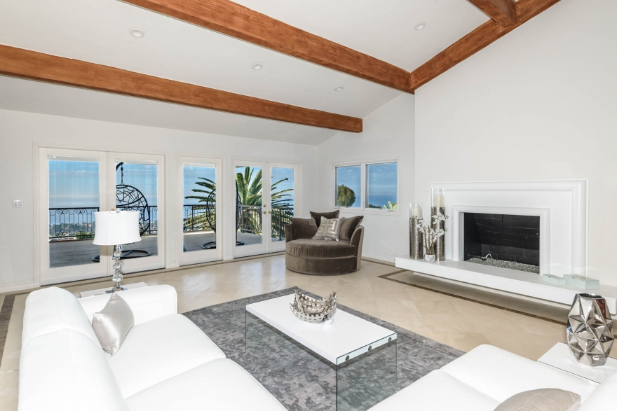 4BD/5BA House in Palos Verdes Estates