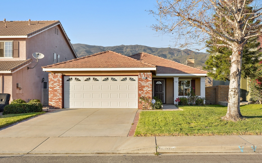 JUST LISTED! 15090 FOX RIDGE DR, FONTANA, CA 92336