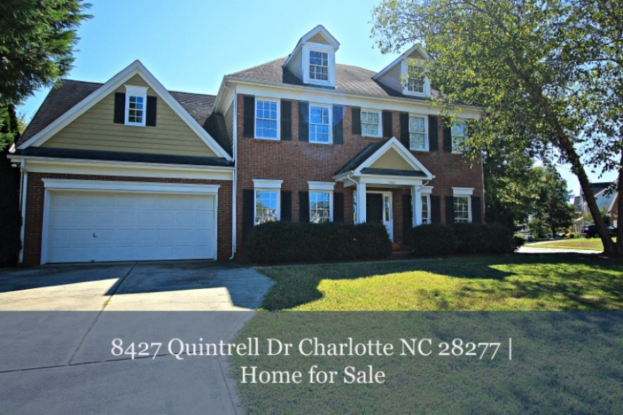 Charlotte NC Homes for Sale - Live an exciting life in this home for sale in Charlotte NC where the best amenities and conveniences are just minutes away.