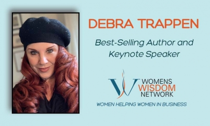 Are You Ready To Release Your Inner Lioness? WomanUp's Own Debra Trappen, Author Of Fire Up!, Shares How To Take Your Life And Business To An 11! [VIDEO]