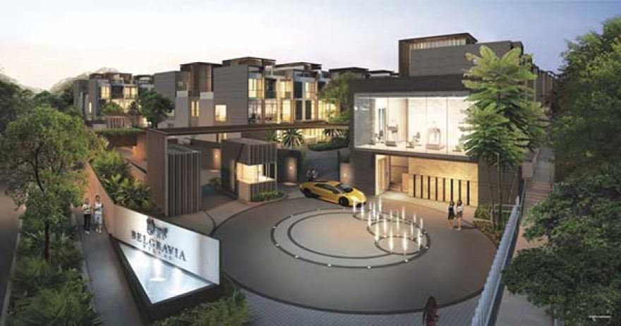 New Launch Condo @ District 28, Belgravia Villas