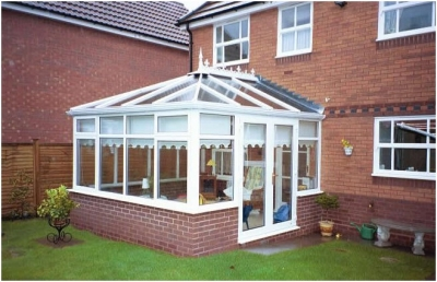 Make That Extra Space Useful with a Conservatory
