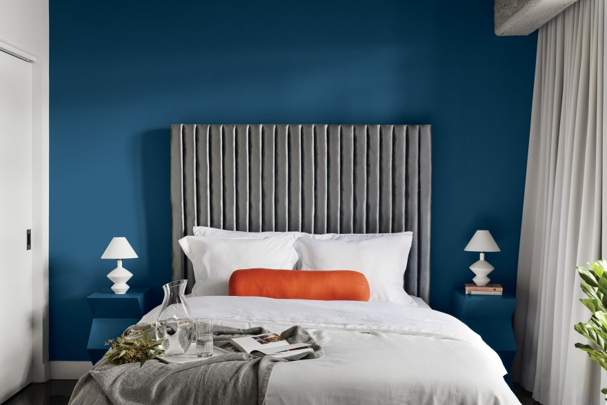Find Ease, Restfulness With PPG Brand's 2020 Color of the Year: Chinese Porcelain