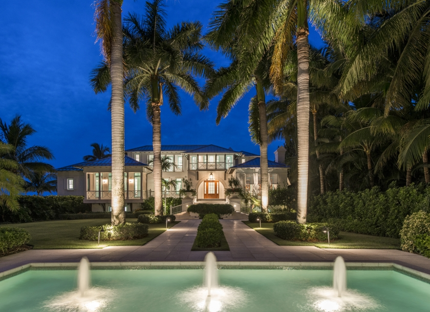 $17.15 MILLION BEACHFRONT ESTATE IS THE HIGH HIGHEST-PRICED RESIDENTIAL SALE IN THE HISTORY OF SANIBEL AND CAPTIVA ISLANDS AND THE TOP SALE IN LEE COUNTY