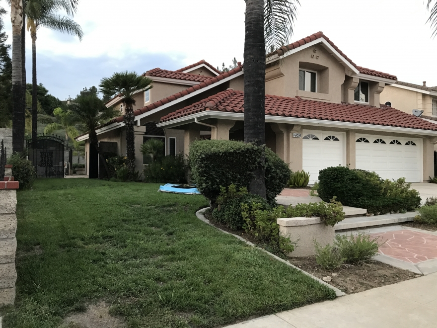 Large home for lease in Walnut, CA $3850/mo.