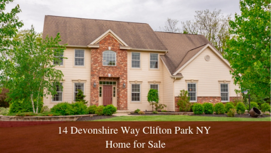 14 Devonshire Way Clifton Park NY | Home for Sale