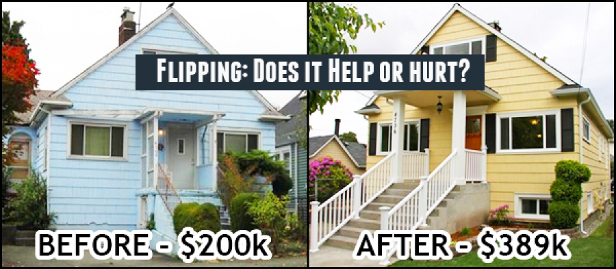 What Is The Difference Between House Renovation And House Flipping?