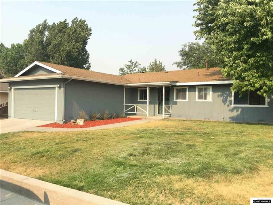 Carson City NV One Level 3 Bedroom 2 Bath Home For Sale $249,900
