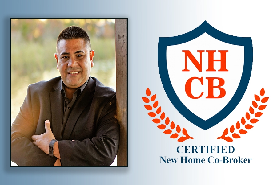 REALTOR® Edgar Rodriguez Earns New Home Co-Broker (NHCB) Designation