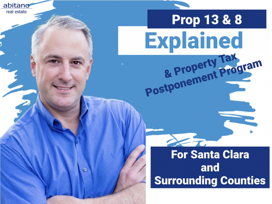 Propositions 13 and 8 | Santa Clara County Property Tax Propositions | California real estate Tax