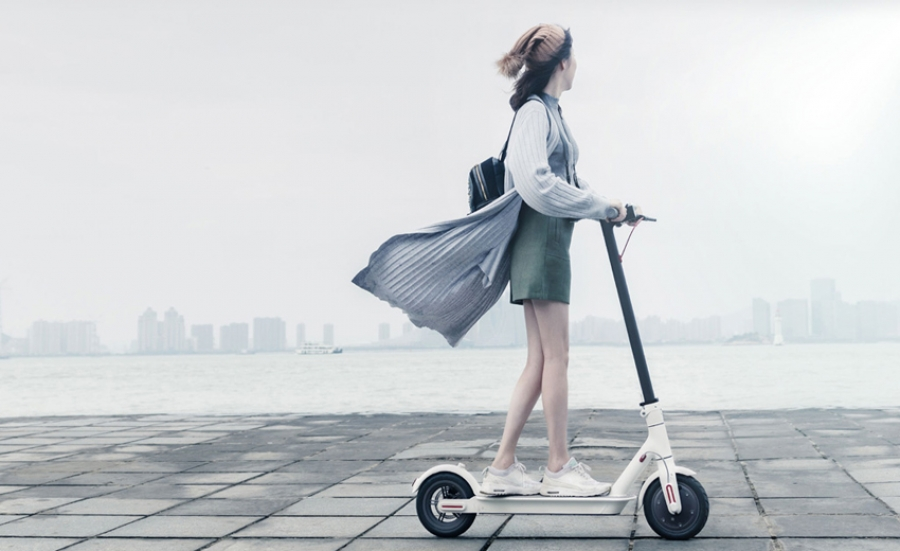 Choosing An Electric Scooter