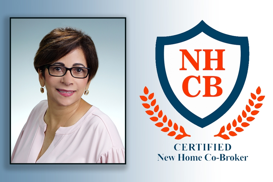 REALTOR® Gladys Solá Earns New Home Co-Broker (NHCB) Designation